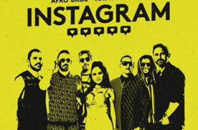 Η κολοσσιαία συνάντηση αυτών των παγκόσμιας φήμης καλλιτεχνών αναμένεται να προκαλέσει παλιρροϊκά κύματα στα festival και clubs του καλοκαιριού με το νέο του hit single: Instagram.