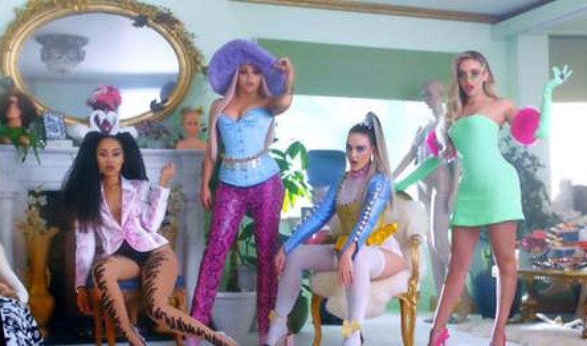 """Το σπουδαιότερο girl band του κόσμου, οι Little Mix μας παρουσιάζουν το νέο τους single με τίτλο """"Bounce Back""""."""