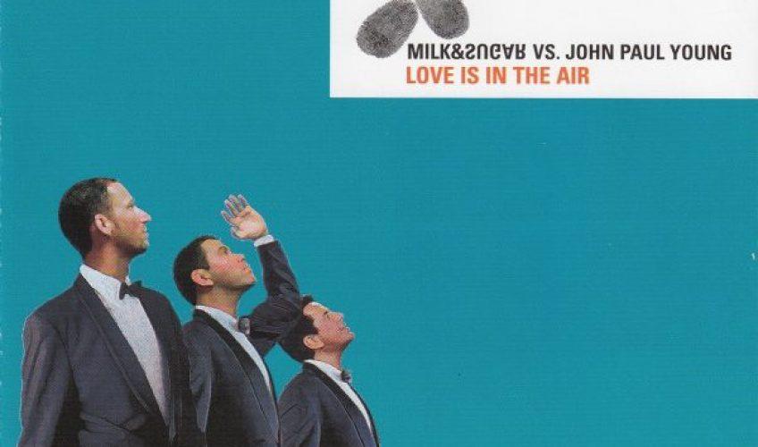 """Δύο δεκαετίαες πριν, οι MILK & SUGAR κυκλοφόρησαν για πρώτη φορά ένα Remix της τεράστιας Disco επιτυχίας των 70's  """"Love Is In The Air"""" με ερμηνευτή τον John Paul Young."""