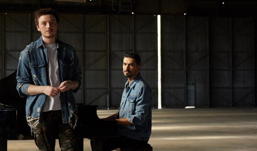 """Οι δύο καλλιτέχνες Consoul Trainin και Lewis Watson ένωσαν τις δυνάμεις τους, συνδυάζοντας τα ταλέντα τους αλλά και τις διαφορετικές μουσικές επιρροές τους, δημιουργώντας ένα άκρως εμπορικό POP κομμάτι με τίτλο """"Don't Say A Word""""."""