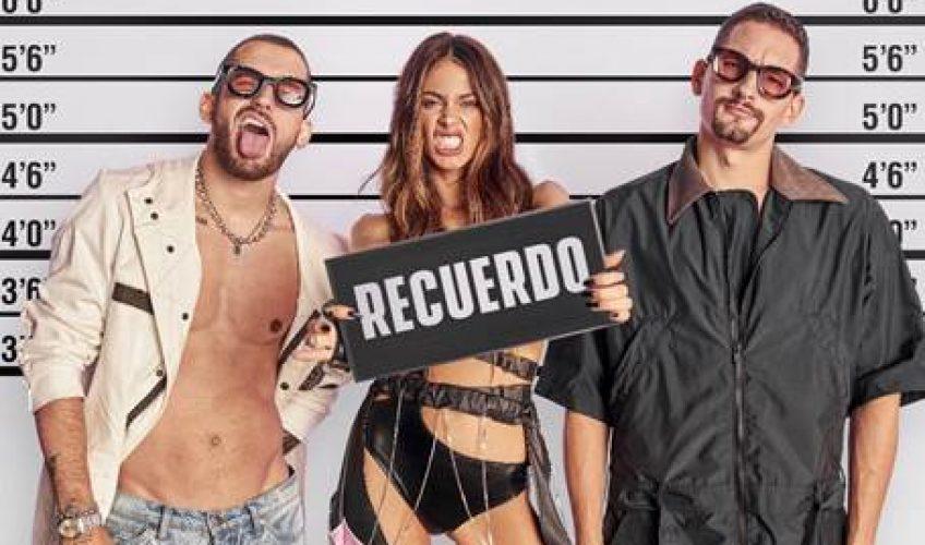 Η τραγουδίστρια TINI συνεργάζεται με το συγκρότημα των Mau y Ricky, για τη κυκλοφορία του νέου της single με τίτλο 'Recuerdo'.