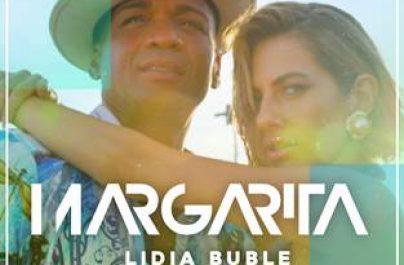"""Η Lidia Buble κυκλοφορεί το """"Margarita"""", το πρώτο της single με αγγλικούς και ισπανικούς στίχους, σε συνεργασία με τον Descemer Bueno."""