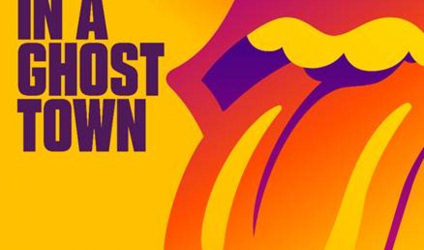 Οι Rolling Stones παρουσιαζουν το νεο τους single 'Living in A Ghost Town'