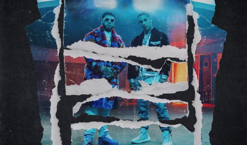 """Ο RVSSIAN, o Anuel AA και ο αείμνηστος θρύλος, Juice WRLD παρουσίασαν ένα νέο single και music video με τίτλο """"No Me Ame""""."""