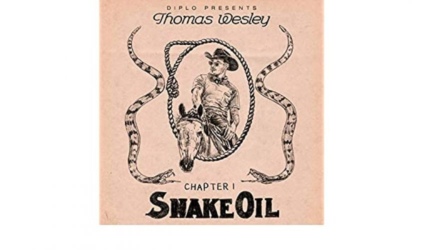 "To ""Diplo Presents Thomas Wesley Chapter 1: Snake Oil"", το πολυαναμενόμενο country album από τον Diplo μόλις κυκλοφόρησε."
