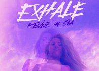 """Η τραγουδίστρια, τραγουδοποιός Kenzie παρουσιάζει το πολυαναμενόμενο νέο single της """"Exhale"""" με την συμμετοχή της υποψήφιας για Grammy Sia."""