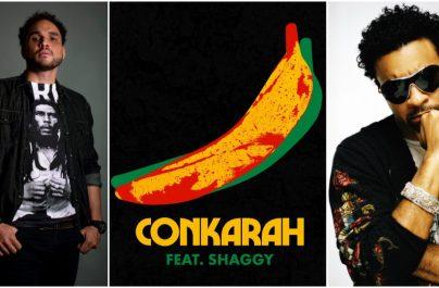 CONKARAH Feat SHAGGY – Banana (Week  #32)