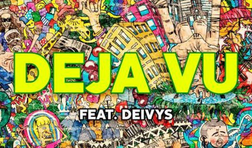"""To """"déjà vu"""" είναι το νέο καλοκαιρινό κομμάτι που αφορμάται από 3  είδη μουσικής: dance, reggeaton & pop."""