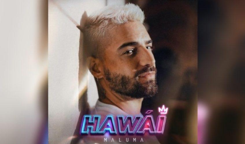 """Το παγκοσμίου φήμης Latin είδωλο, Maluma, μόλις κυκλοφόρησε το νέο hot single του με τίτλο """"HAWAI"""" μαζί με ένα μοναδικό βίντεο κλιπ."""