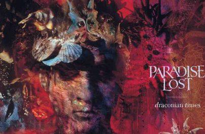"""Το 1995 οι Paradise Lost κυκλοφόρησαν το αριστούργημά τους """"Draconian Times"""", ένα album που τους καθόρισε δημιουργικά και τους έκανε μία από τις καλύτερες metal μπάντες."""