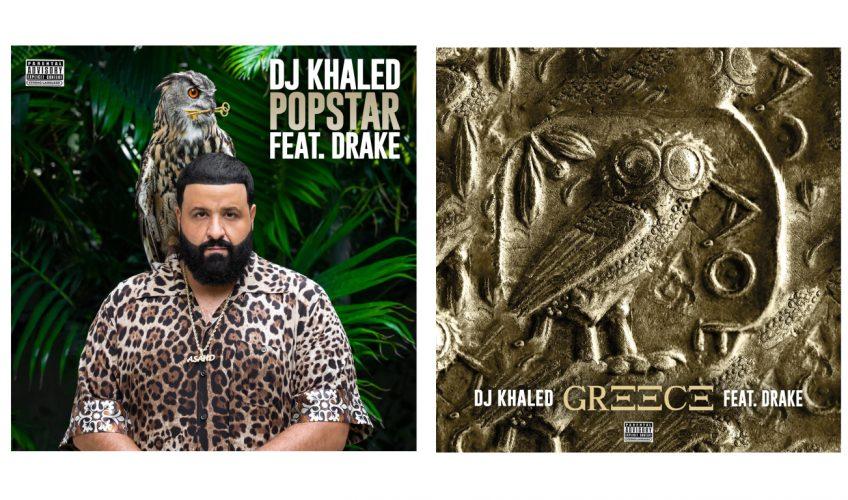 """Ο βραβευμένος με Grammy πολυπλατινένιος καλλιτέχνης, πρωτοποριακός influencer και mega-producer DJ Khaled επιστρέφει όχι με ένα αλλά με δύο νέα singles, το """"POPSTAR"""" και το """"GREECE"""" με την συμμετοχή του Drake."""