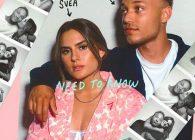 Η ποπ τραγουδίστρια SVEA από τη Σουηδία και ο Alexander Oscar, κυκλοφορούν ξανά κομμάτι και αυτή τη φορά τιτλοφορείται ως Need To Know.