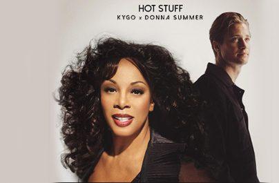 """Ο παγκόσμιος superstar, παραγωγός και DJ, Kyrre Gorvell-Dahll (a.k.a Kygo) κυκλοφορεί ένα ολοκαίνουριο remix του βραβευμένου με Grammy, πλατινένιου, Νο1 τραγουδιού της Donna Summer, """"Hot Stuff""""."""