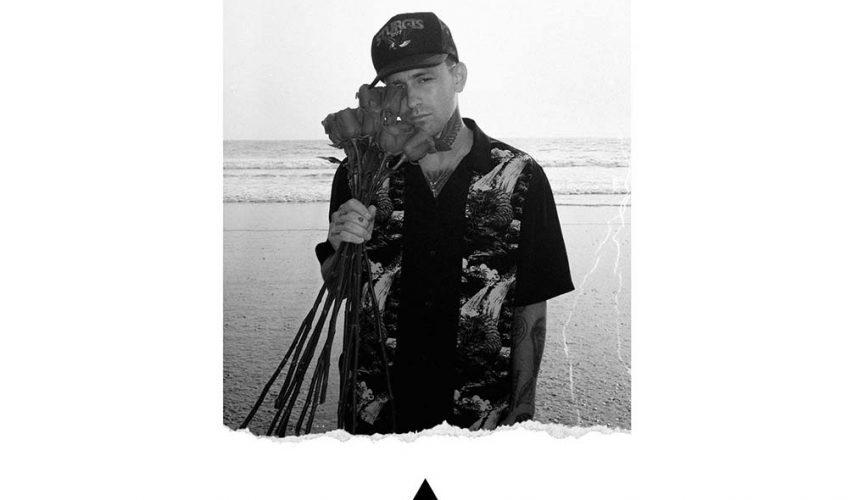 """Ο τραγουδιστής-τραγουδοποιός Arizona Zervas μόλις κυκλοφόρησε το νέο του single """"RIP""""."""