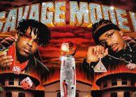 """Οι superstars από την Ατλάντα 21 Savage και Metro Boomin ενώνουν τις δυνάμεις τους για την κυκλοφορία του """"Savage Mode II""""."""
