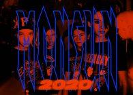 """Το πολυβραβευμένο συγκρότημα Tokio Hotel κοιτάει πίσω στην 15η ασύγκριτη καριέρα του και αξιέπαινη εξέλιξή του κυκλοφορώντας μία synth-pop επανεκτέλεση του επικού παγκόσμιου hit """"Monsoon""""."""