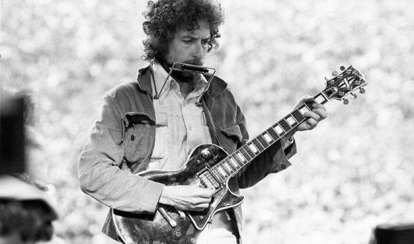 "H Columbia Records και η Legacy Recordings, ανακοινώνουν την επερχόμενη κυκλοφορία ""Bob Dylan – 1970""."