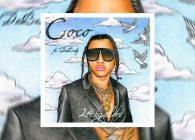 """Ο τραγουδιστής και ράπερ από το San Francisco 24kGoldn ενώνει τις δυνάμεις του με τον ράπερ DaBaby για το νέο του single """"Coco""""."""