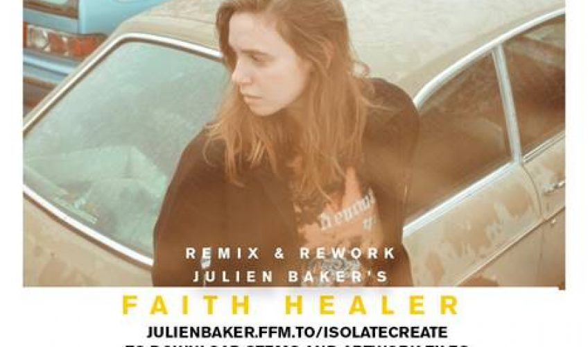 "H Julien Baker θα κυκλοφορήσει το τρίτο studio άλμπουμ της, ""Little Oblivions"" στις 26 Φεβρουαρίου από την Matador Records. Σήμερα, το Isolate/Create ξεκινάει μια καμπάνια βασισμένη στο πρώτο της single, ""Faith Healer""."