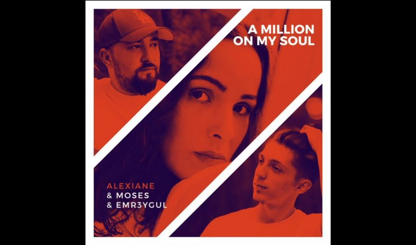 """Οι Moses και Emr3gul επιστρέφουν με ένα hit που αναμένεται να ακου-στεί πολύ. Το """"A Million On My Soul""""."""