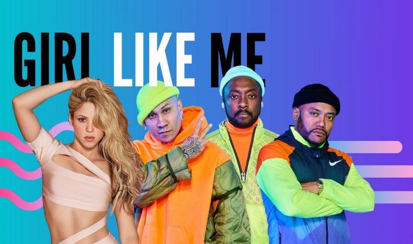 """Συνεχίζοντας το εκρηκτικό, παγκόσμιο, τεράστιων διαστάσεων comeback τους, οι 6 φορές βραβευμένοι με βραβείο Grammy, πρωτοπόροι Black Eyed Peas ενώνοντας τις δυνάμεις τους με την τραγουδίστρια-τραγουδοποιό από την Κολομβία και πολλές φορές βραβευμένη με Grammy και Latin Grammy Shakira για την παρουσίαση του επίσημου music video για το νεότερο single τους """"Girl Like Me""""."""