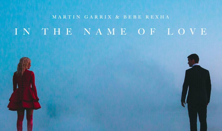 "O MARTIN GARRIX KAI H BEBE REXHA ΞΕΠΕΡΑΣΑΝ ΤΟ 1 ΔΙΣΕΚΑΤΟΜΜΥΡΙΟ STREAMS ΣΤΟ SPOTIFY ME TO ΤΡΑΓΟΥΔΙ ""IN THE NAME OF LOVE""."