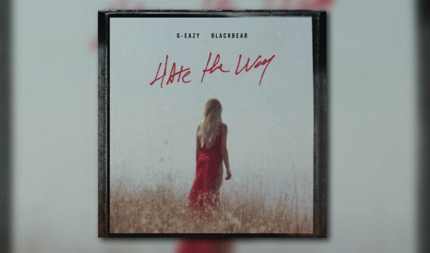 """Το νέο του single """"Hate The Way"""" παρουσίασε ο πλατινένιος superstar G-Eazy."""