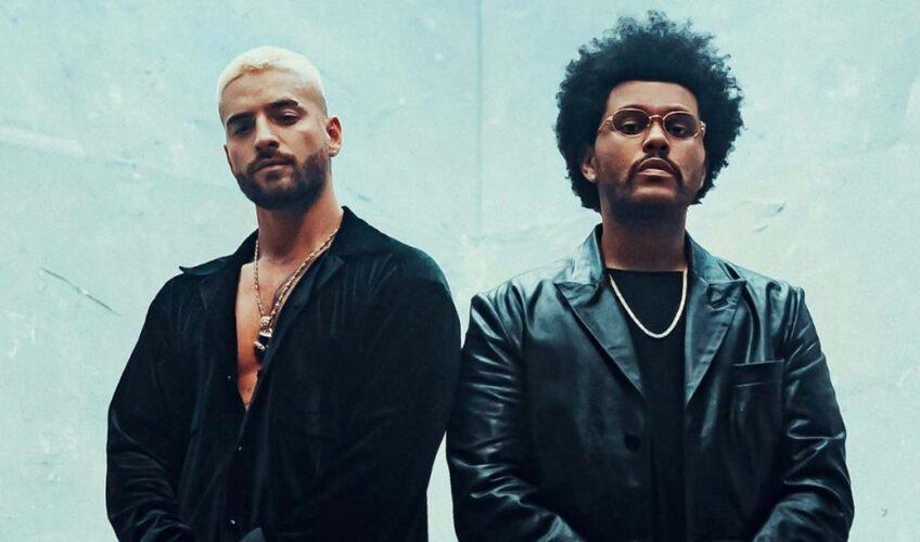 O The Weeknd τραγουδάει για πρώτη φορά στα Ισπανικά και στα Αγγλικά!