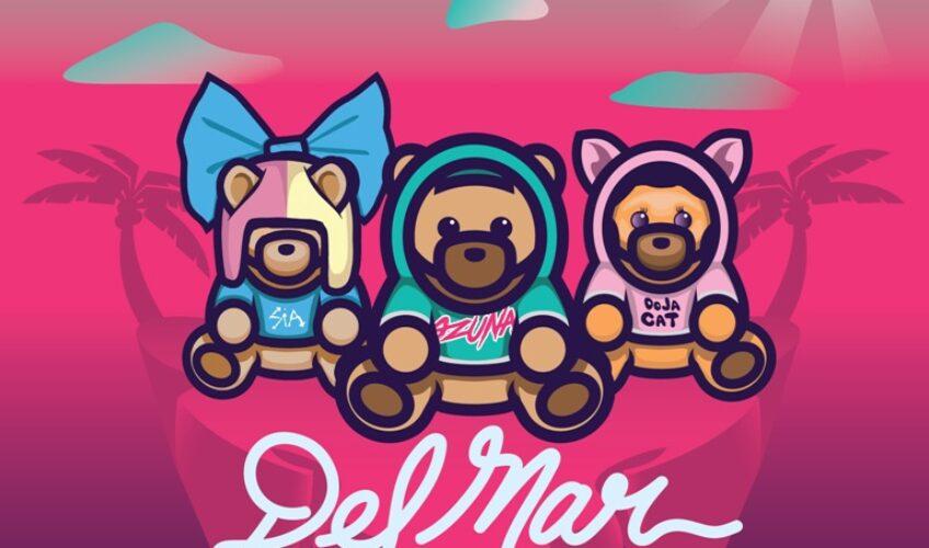 """Ο παγκοσμίως γνωστός Λατίνος καλλιτέχνης, Ozuna παρουσιάζει το νέο του music video για το εκρηκτικό single του """"Del Mar"""" με την συμμετοχή της Doja Cat και της Sia."""