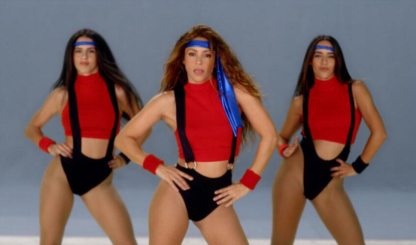 """Οι 6 φορές βραβευμένοι με βραβείο Grammy, πρωτοπόροι Black Eyed Peas με την τραγουδίστρια-τραγουδοποιό από την Κολομβία Shakira παρουσιαζουν το music video για το νεότερο single τους """"Girl Like Me""""."""