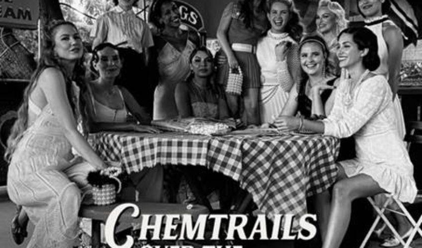 """Νέο single με τίτλο """"Chemtrails Over The Country Club"""" που πρέπει να ακούσεις από την Lana Del Rey."""