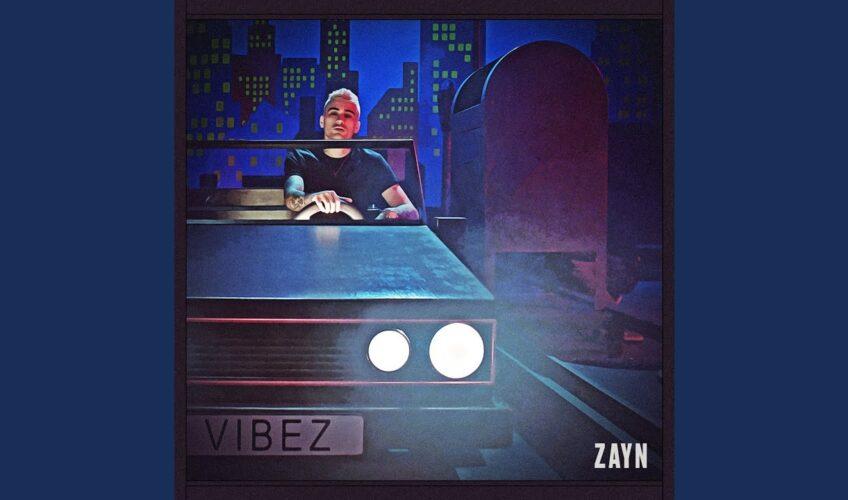 """Ο Zayn παρουσίασε το νέο του single και video με τίτλο """"Vibez""""."""