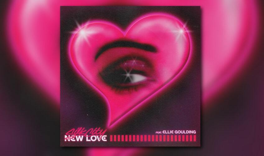 """Οι Silk City, το βραβευμένο με Grammy duo, που αποτελείται απο τους Diplo και Mark Ronson, επιστρέφει με το """"New Love"""", στο οποίο συμμετέχει η Ellie Goulding."""