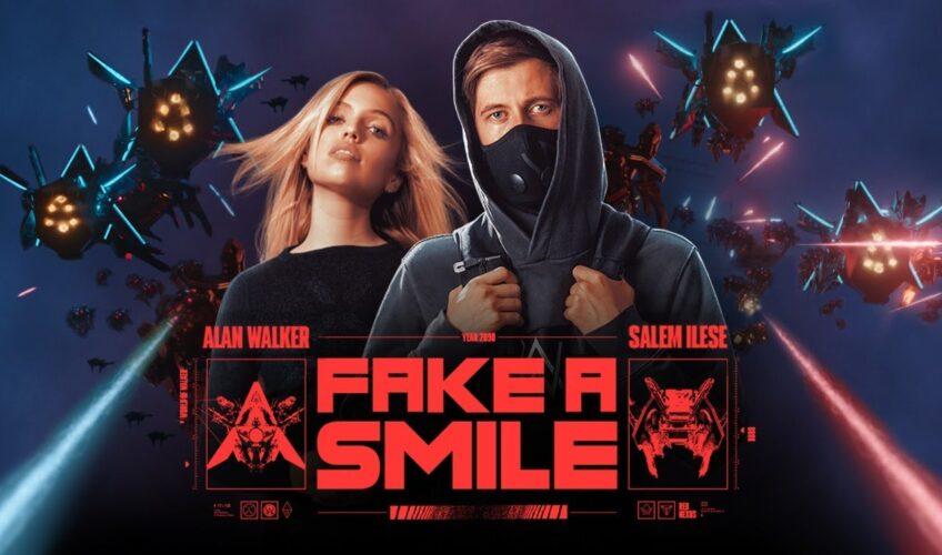"""Ο υποψήφιος για BRIT Award και διαμαντένιος DJ/παραγωγός, Alan Walker συνεργάζεται με την Salem Ilese για το συναρπαστικό νέο single τους """"Fake A Smile""""."""
