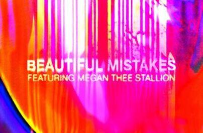 MAROON 5  Feat MEGAN THEE STALLION – Beautiful Mistakes (Week #12)