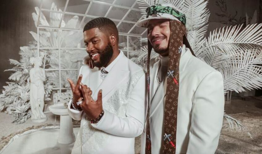 O J Balvin μόλις κυκλοφόρησε το νέο του τραγούδι & music video σε συνεργασία με τον chart-topping star Khalid.
