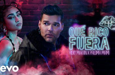 """Ο παγκόσμιος καλλιτέχνης και νικητής πολλαπλών GRAMMY, Ricky Martin ξεκινά το 2021 με φρέσκια και πρωτότυπη μουσική, το χορευτικό hit """"Qué Rico Fuera."""