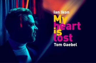 "O γνωστός Έλληνας παραγωγός και συνθέτης Ian Ikon παρουσιάζει το νέο του single ""My Heart Is Lost""."
