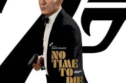 """Η Decca Records κυκλοφορεί το soundtrack album του Hans Zimmer για την 25η ταινία του James Bond, """"No Time To Die""""."""