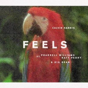 Feels - Calvin Harris Featuring Pharrell Williams, Katy Perry & Big Sean