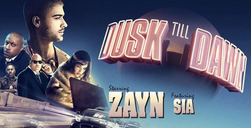 Dusk Till Dawn - ZAYN Feat SIA